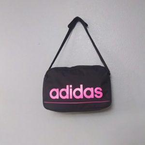 a2d4127e4f13 adidas Bags - ADIDAS LINEAR ESSENTIALS SMALL DUFFLE BAG